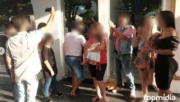 NA LATA: prefeitura divulga inauguração de loja 'Kontágio'