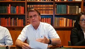 Bolsonaro confirma viagem à Argentina