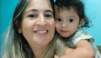 Na véspera do aniversário, Sandra viu a bebê 'morrer e ressuscitar' após atropelamento no Tijuca