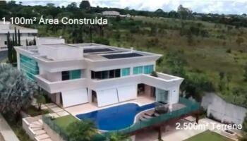 De bem com a vida: Flávio Bolsonaro compra mansão de quase R$ 6 milhões no DF