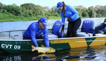 Temporada de pesca é reaberta e barcos-hotéis são ótimas opções em Corumbá