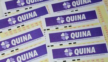 Aposta de Camapuã leva R$ 733 mil reais na Quina