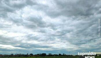 Chuva ou calor? Cemtec explica chances de chuvas no fim de semana em MS