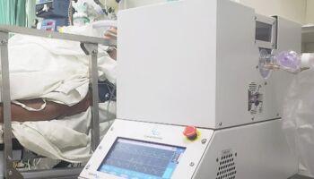 Em projeto de pesquisa, Santa Casa testa protótipo de respirador emergencial