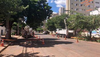 Energisa intensifica manutenção preventiva em Campo Grande