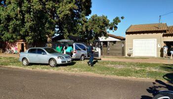 Corpo é encontrado ao lado de carro no Paulo Coelho Machado