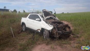 Motorista a caminho de velório bate em moto e mulher morre na BR-163