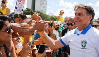 OAB pede que Bolsonaro seja responsabilizado pelas mortes na pandemia