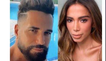Latino diz que foi humilhado por Anitta e guarda mágoa eterna