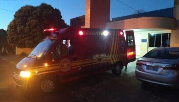 Motociclista atropela e mata pedestre em Vicentina