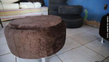 Ladrão furta celular, dorme atrás de sofá e acaba preso na Vila Margarida