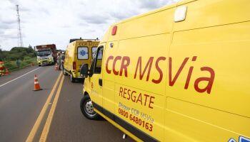 Motorista atropela e mata homem que dormia na BR-163