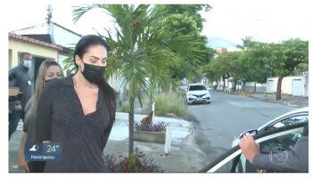 Novos advogados de Monique dizem que ela foi agredida por Dr. Jairinho
