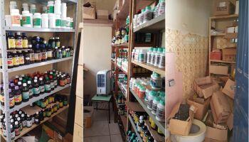 Dono de Casa de Produtos Naturais é preso com medicamentos proibidos em Campo Grande