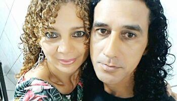 """Filho pede justiça: 'minha mãe teve braços e crânio quebrados a pauladas pelo meu até então """"PAI""""'"""