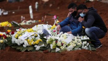 Covid-19 enterra mais 44 pessoas e MS chega a 5.099 óbitos