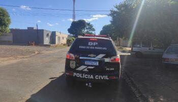 Suspeito de tentar matar ex-companheira é preso em Ribas do Rio Pardo