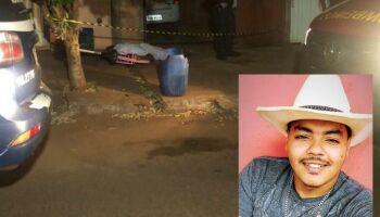 Suspeito de matar ex da esposa é preso na casa da irmã em Nova Alvorada
