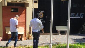Suspeito de participar de atentado se entrega para a polícia em Dourados