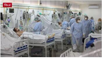 Brasil registra 2.202 novas mortes por covid-19 neste sábado