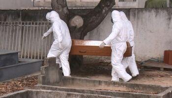 Pesadelo total: MS tem mais 37 mortes provocadas pelo novo coronavírus