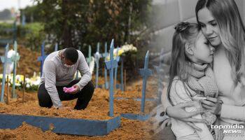 Covid mata 18 mulheres em pleno Dia das Mães em MS