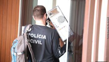Polícia acorda exploradores sexuais de crianças e adolescentes em Campo Grande