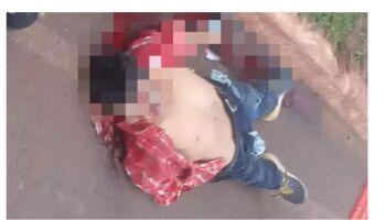 Jovem é encontrado morto com ferimentos na cabeça na Fronteira