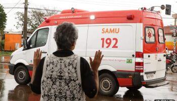 Idosa vacinada pede oração e morre dentro de casa no Parati