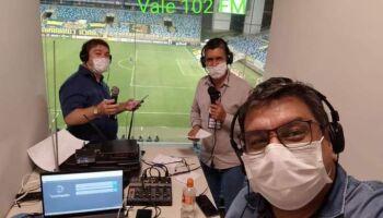 Prefeito e equipe viaja para narrar jogo do Corinthians e gera revolta em Coxim