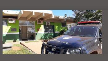 Durante roubo, homem é sequestrado quando saía de casa na fronteira