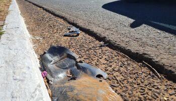 Mãe e filha reclamam de som alto e têm carro risco e loja destruída no Mário Covas