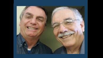 Bolsonaro elogia deputado Luiz Ovando por indicação de tratamento precoce da covid-19