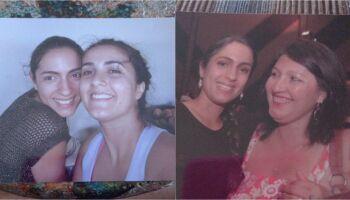 """""""Ética e amiga de verdade"""": mãe lembra com saudade da filha Mayara Amaral"""