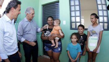 Governo repassa verba para conclusão de 150 casas para sul-mato-grossenses