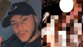 Vídeo: corpo é achado esquartejado e com recado de supostos 'justiceiros'