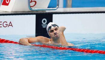 Atenção! Campo-grandense disputa medalha na natação na noite desta terça-feira