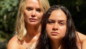 Luiza e Marcela planejam casamento e chegada do primeiro filho