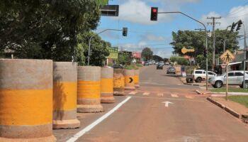 Prefeitura quer reforçar estrutura da ponte do bairro Santa Emília