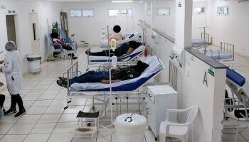 Pacientes do interior ocupam UPAs de Campo Grande enquanto aguardam vaga em hospitais