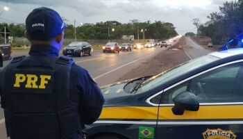 Policial rodoviário 'ressuscita' cliente de banco com mal súbito em Campo Grande