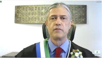Desembargador André Luís Moraes de Oliveira assume presidência do TRT 24