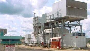 Em tempos de seca extrema, ministro das Minas e Energia inaugura usina em MS