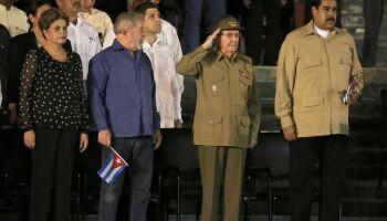 Manda Lula e Dilma pagarem: Cuba e Venezuela devem R$ 3,5 bilhões para o BNDES