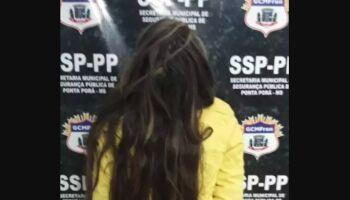 O que ela merece? Mulher bate na mãe cadeirante e torce o braço dos filhos em Ponta Porã