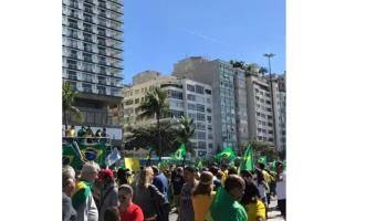 Além de Campo Grande, outros três estados realizam protesto para pedir voto impresso