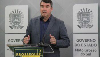 Riedel afirma que eventos serão flexibilizados a medida que segurança sanitária em MS melhorar