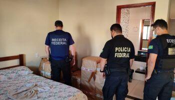 Fronteira Legal: PF vai as ruas acabar com o contrabando em Dourados