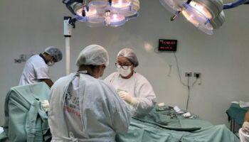 Caravana da Saúde prevê realizar 70 mil cirurgias e 33 mil exames