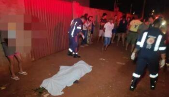 Homem é assassinado a tiros na entrada de casa em Dourados